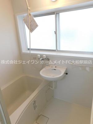 【浴室】第2オキタハイム