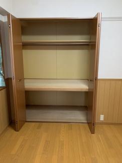 【収納】ロイヤルプレステージ本町