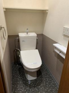 【トイレ】ロイヤルプレステージ本町