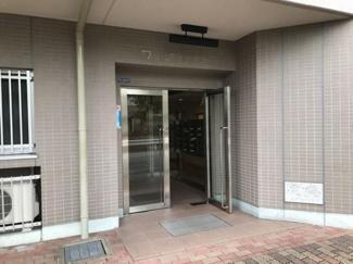 【玄関】フォルザ武庫之荘