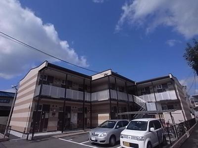 【エントランス】レオパレス21野崎参道