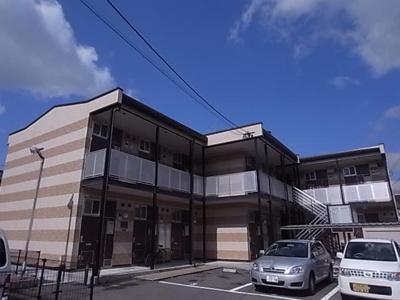 【外観】レオパレス21野崎参道