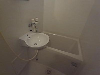 【浴室】レオパレス21野崎参道