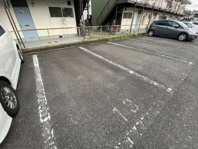 【駐車場】長澤ハイツ (株)Roots