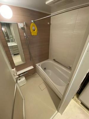 【浴室】アンビシャス朝霞台