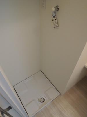 カサ・デ・チェーロ 室内洗濯機置き場