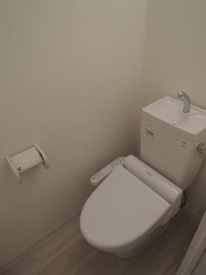 カサ・デ・チェーロ トイレ