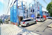 横浜市港北区日吉1丁目の新築一戸建の画像