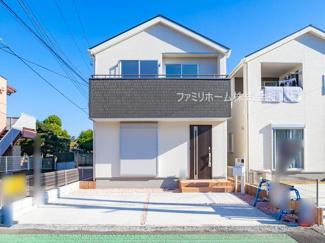 千葉市花見川区こてはし台 新築一戸建 ※外観施工例です。