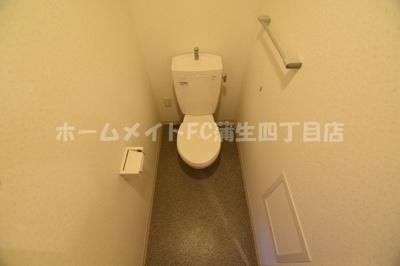 【トイレ】ラフルール