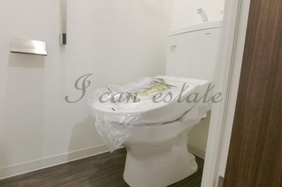 【トイレ】モンレーヴ御徒町