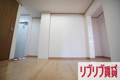 【居間・リビング】サンフラット亥鼻
