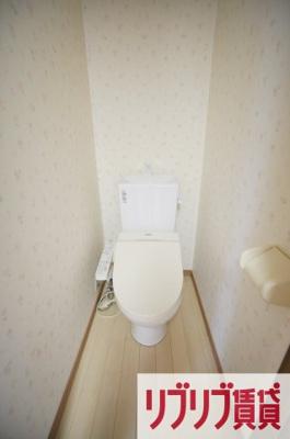 【トイレ】サンフラット亥鼻