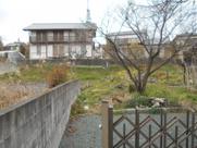 高知市福井町建築条件付き売地の画像