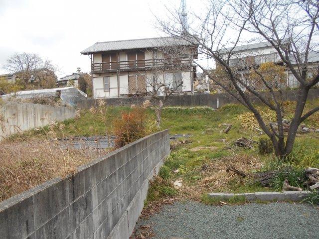 【外観】高知市福井町建築条件付き売地