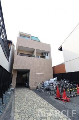 【外観】珠光ビル四条大宮