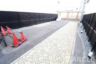 【駐車場】珠光ビル四条大宮