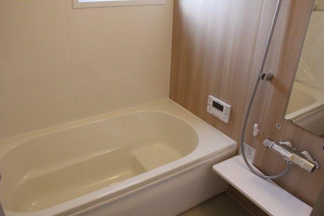 【浴室】甲府市上今井町 新築分譲住宅1棟