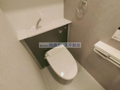 【トイレ】カルバスビラージュ