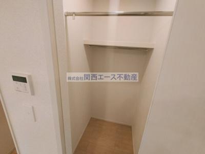 【収納】カルバスビラージュ