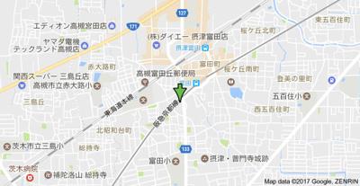 【地図】ハイツエレガンス (株)Roots