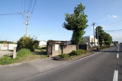 【外観】熊谷市中奈良売土地