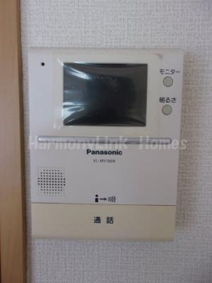 Kコーポ駒込のTV付インターホン☆