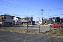 鶴ヶ島市大字下新田 建築条件なし売地 「一本松駅」徒歩6分 敷地170坪の画像