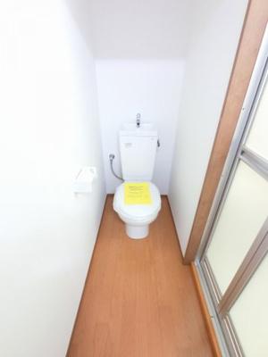 【トイレ】ハイツY