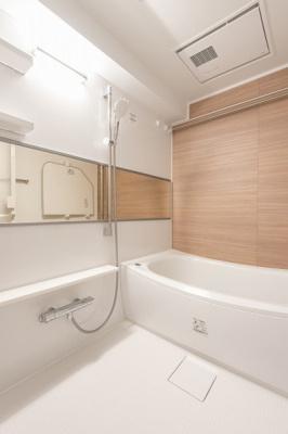 【浴室】西大島ビューハイツ 8階 角 部屋 リ ノベーション済