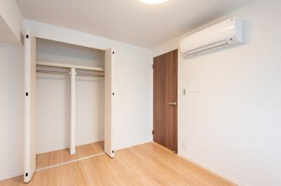 【洋室】西大島ビューハイツ 8階 角 部屋 リ ノベーション済