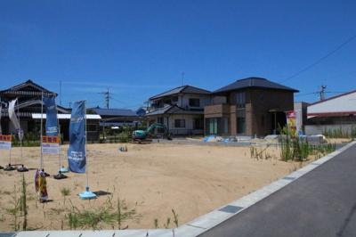 【外観】駅家町倉光 分譲地5区画