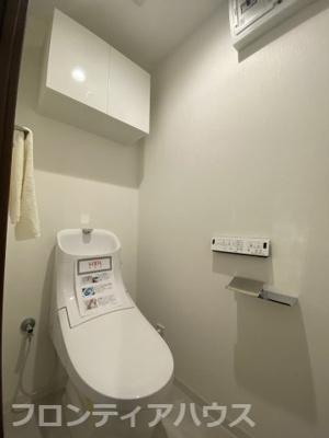 【トイレ】ディーレスティア六甲山手