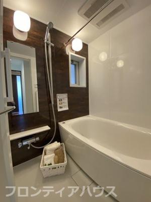 【浴室】ディーレスティア六甲山手