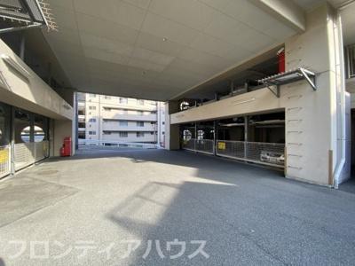 【駐車場】ディーレスティア六甲山手