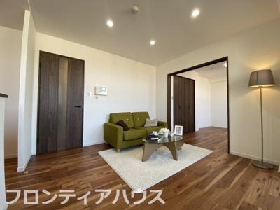 【居間・リビング】ディーレスティア六甲山手