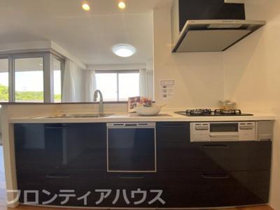【キッチン】ディーレスティア六甲山手