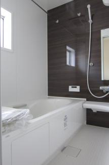 【浴室】国立市富士見台2丁目 全4棟 1号棟 仲介手数料無料