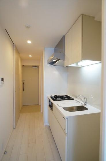 キッチン(2口ガスコンログリル付♪)~玄関