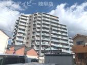 【ナビシティ新岐阜 6階】名鉄岐阜駅まで6分!余裕の4LDK♪オートロックで安心の画像