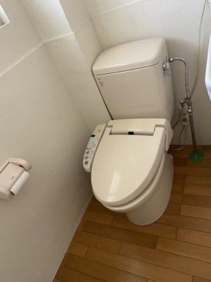 【トイレ】さつきマンション1号棟