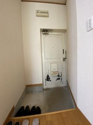【玄関】さつきマンション1号棟