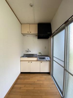 【キッチン】さつきマンション1号棟