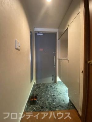 【玄関】摩耶シーサイドプレイスウエスト2番館