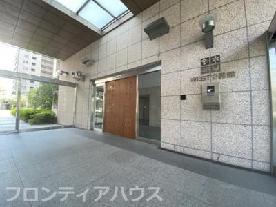 【エントランス】摩耶シーサイドプレイスウエスト2番館