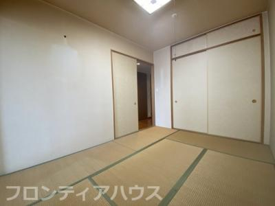 【和室】摩耶シーサイドプレイスウエスト2番館