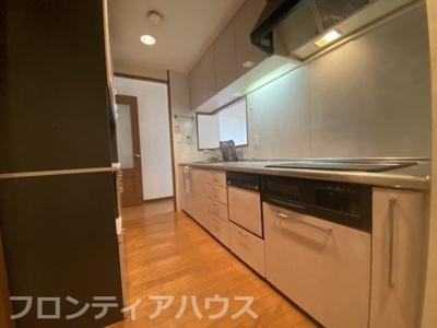 【キッチン】摩耶シーサイドプレイスウエスト2番館