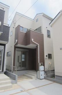 【外観】国立市富士見台2丁目 全4棟 3号棟 仲介手数料無料
