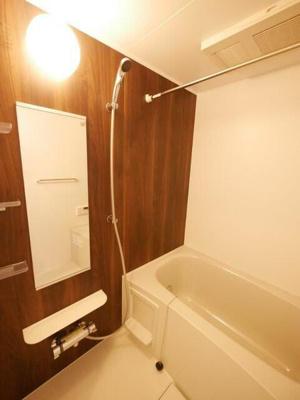 【浴室】ラ・プルメリア
