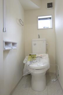 【トイレ】国立市富士見台2丁目 全4棟 4号棟 仲介手数料無料